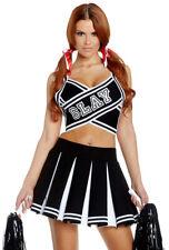 Forplay adult ladies mini skirt cheerleader costume