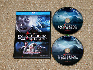 Higanjima: Escape from Vampire Island Blu-ray/DVD Combo 2011 Tae-Gyun Kim