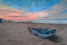 """""""Sunset ebb"""" by Alexander Sizov"""