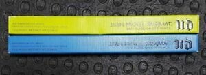 2x Urban Decay JEAN-MICHEL BASQUIAT 24/7 Glide On Eye Pencil Vivid & Post Punk