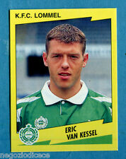 FOOTBALL 98 BELGIO Panini -Figurina-Sticker n. 243 - VAN KESSEL - LOMMEL -New