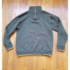 Irelandseye  Pullover 100 % Wool Men Sweater Size XXL