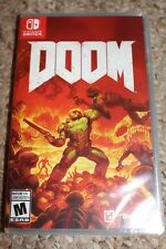 Doom (Nintendo Switch) NEW Factory Sealed