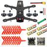 JMT 250 DIY FPV Drone Quadcopter Accessories Carbon Fiber Frame SP Racing Motor