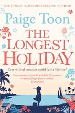 The Longest Holiday,Paige Toon