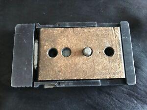 Cine 60 Camera Riser, Quick release plate
