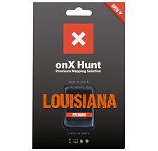 onX Premium Maps GPS Chip Landowners & Property Boundaries for Garmin - LA