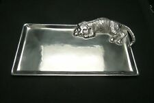 """Arthur Court  TIGER TRAY 6"""" X 12""""  NEW IN BOX"""