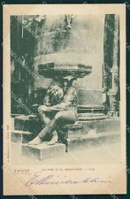 Verona Città Chiesa Sant'Anastasia cartolina XB2613