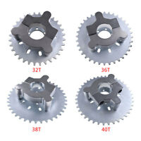 "32-40T Sprocket CNC 1.5"" Adapter For 49cc 50cc 66cc 80cc Motorised Bicycle"