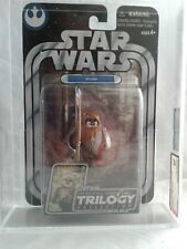 2004 Star Wars - Wicket - #17 Original Trilogy AFA 85 Graded