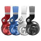 BluedioT2S Turbine Bluetooth 4.1  Headphone Wireless Stereo Mic Foldable Headset