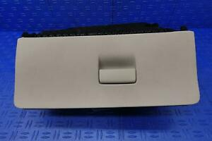 2010 - 2017 BMW 550I GT F07 FRONT DASH GLOVE BOX COMPARTMENT IVORY 51169142635