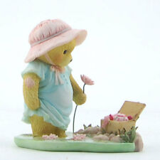 Cherished Teddies Evelyn: Stop And Smell The Water Lilies Ct1301 Nib