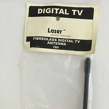 Caravan Laser Digital TV Fibreglass Antenna - Australian Made -Same Day Dispatch
