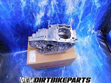 Kawasaki KX450F OEM Engine Case Bottom end Crank Cases Set 16 17 kx450