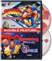 Superman: A Little Piece Of Home/Superman Super Villains: Metallo [New