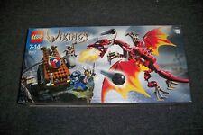 Lego Wikinger, 7017, Katapult und Drache**