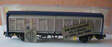 Electrotren 1480 ho 1/87 long vent van wagon renfe transfesa  boite
