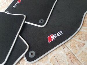 Floor mats audi A6 S6 C7