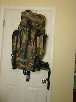 BackPack NEX USA PAK New Adventure Hiking Day Pack Camping Overnight Travel big