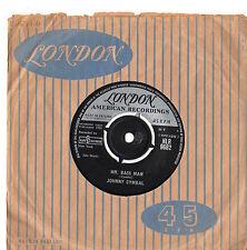 """Johnny Cymbal - Mr Bass Man 7"""" Single 1963"""
