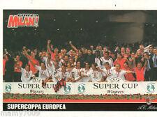 FOTO/CARTOLINA=MILAN SUPERCOPPA EUROPEA 2003=CM 15X10