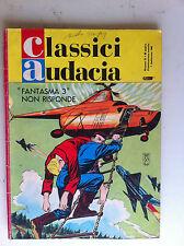 classici dell'audacia N° 34 < fantasma 3> non risponde del 1966 ed. mondadori