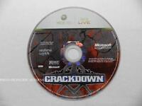 jeu seul CRACKDOWN sur xbox 360 en francais action spiel gioco juego game loose