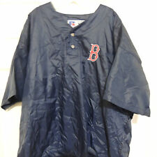 Boston Red Sox Embroidered Baseball Jacket New 2XL