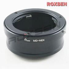 Minolta MC MD SR mount lens to Sony E mount adapter NEX-5 3 5R 6 7 3N as Kipon