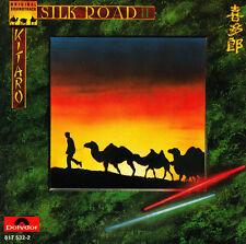 Silk Road:2-Kitaro-TV Series-Original Soundtrack- CD