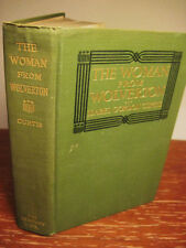 1st/1st Printing WOMAN FROM WOLVERTON Isabel Gordon Curtis RARE Classic