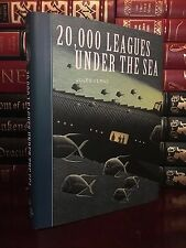 20,000 Leagues Under the Sea by Jules Verne New Illustrated Unabridged Hardcover