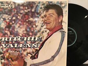 Ritchie Valens – Ritchie Valens LP 1987 Del-Fi Records – RNLP 70231 NM/NM