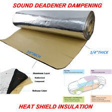 Heat and Sound Insulation Material For Cars Sound Deaden Noise Reduction 90