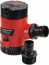 Johnson Pump, Heavy Duty Submersible Bilge Pump 4,000 GPH - 40004