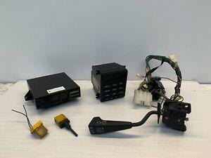 BMW E30 3 series 325i 13 Button OBC On Board Computer Retrofit Parts Kit BC ECU