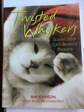 Book Sb Animal Welfare League Benefit Pet Cat Behavior Training Twisted Whiskers