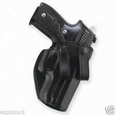 Galco Summer Comfort for H&K USP 9mm, .40, .45 Right H. Black, Part # SUM292B