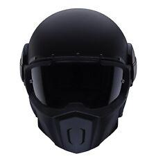 Motorrad Helm Caberg Ghost Farbe: Schwarzmatt Gr: M (57)
