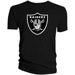 Las Vegas Raiders T-Shirt Graphic Men Cotton Oakland