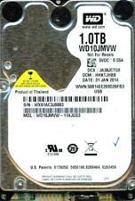 WD10JMVW-11AJGS3,  DCM: HHKTJHBB  WESTERN DIGITAL USB3 1TB WX61