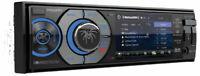 "SOUNDSTREAM VR-345XB 3.4"" DVD CD BLUETOOTH USB 300W CAR STEREO SIRIUS XM READY"