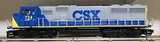 O Scale MTH 20-2224-1 CSX SD70 MAC Diesel Engine Premier w/PS1 No Box