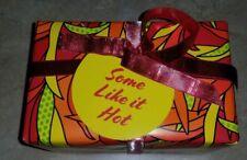 LUSH Some Like It HOt Gift Set 4 piece gift set  NEW