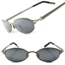 Classic Vintage 80's Hot Retro Urban Mens Womens Cool Small Oval Sunglasses F31
