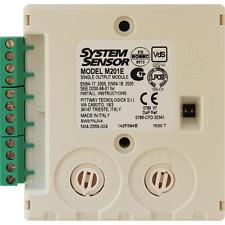 System Sensor M210E Single Input Control Module Fire Alarm With M200E-SMB
