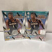 2019-2020 Panini Mosaic NBA Basketball Blaster Box BRAND NEWZion! Lot Of 2