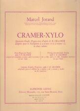Cramer xylo - Volume 2 - Quarante 40 Etudes Progressives d'après J.B. Cramer ada